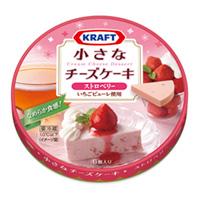 森永乳業 小さなチーズズケーキ ストロベリー